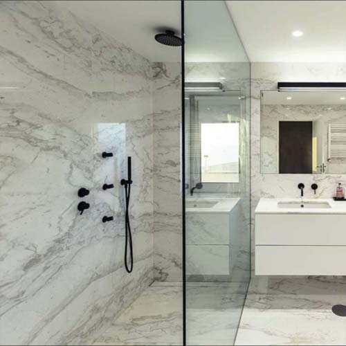 Fixed Panel Showerscreens Melbourne