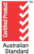 Australian Standards Certified