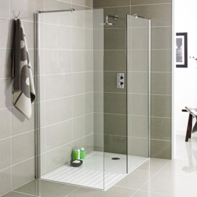 Fixed Panel Showerscreen Melbourne Victoria
